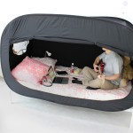 ベッドに置く小さな部屋プライバシーテントがいい!男なら、夫ならマジで欲しい!!