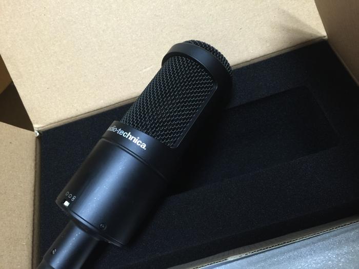 AUDIO-TECHNICA AT2050 コンデンサーマイク