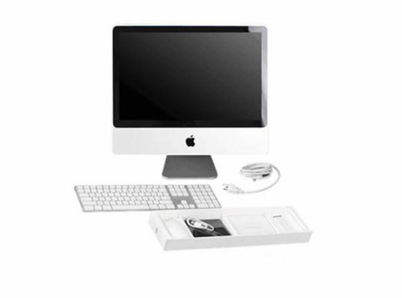 iMac G5 2007年